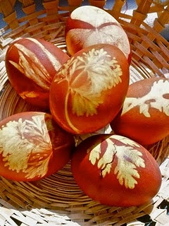 Greek Easter Eggs