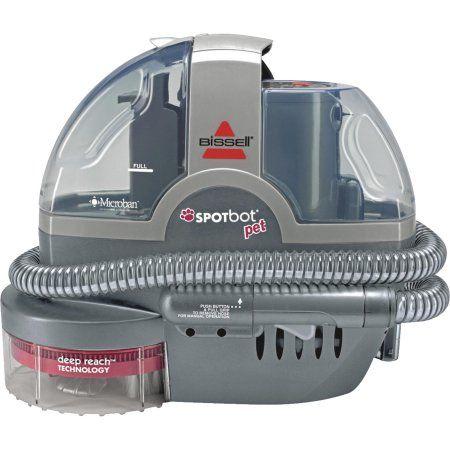 SpotBot Pet Carpet Cleaner, Multicolor