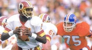 Top 10 Unlikely Super Bowl MVPs - Doug Williams, Washington Redskins, Super Bowl XXII