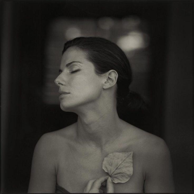 "Sandra Bullock for ""Rolling Stone"" magazine...Photographer: Dan Winters"