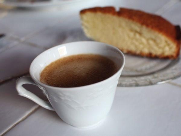 seul ou accompagné d'une part de gâteau, c'est toujours un pur délice
