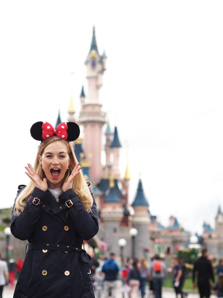 TerezaInOslo: FRESH NEWS z Paříže: Tak prý už mám věk vhodný na Disneyland