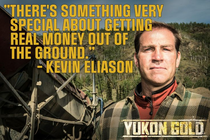 Words to live by from Kevin Eliason.