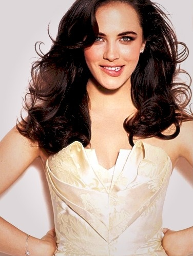 Jessica Brown Findlay. Sybil from Downton Abbey.