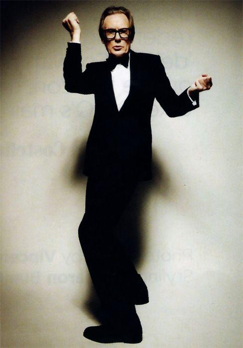 Bill Nighy - this can't go onto any other board because he is one of the ultimate geeks!