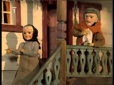 Chaloupka 12 - Jak to bylo na Mikuláše (pohádka) - YouTube
