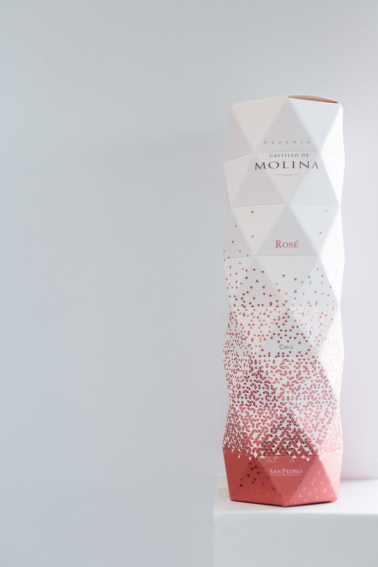Castillo De Molina Origami Packaging on Packaging of the World - Creative Package Design Gallery