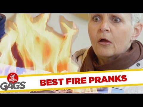 Moon Videos: Playing With Fire Prank Videos