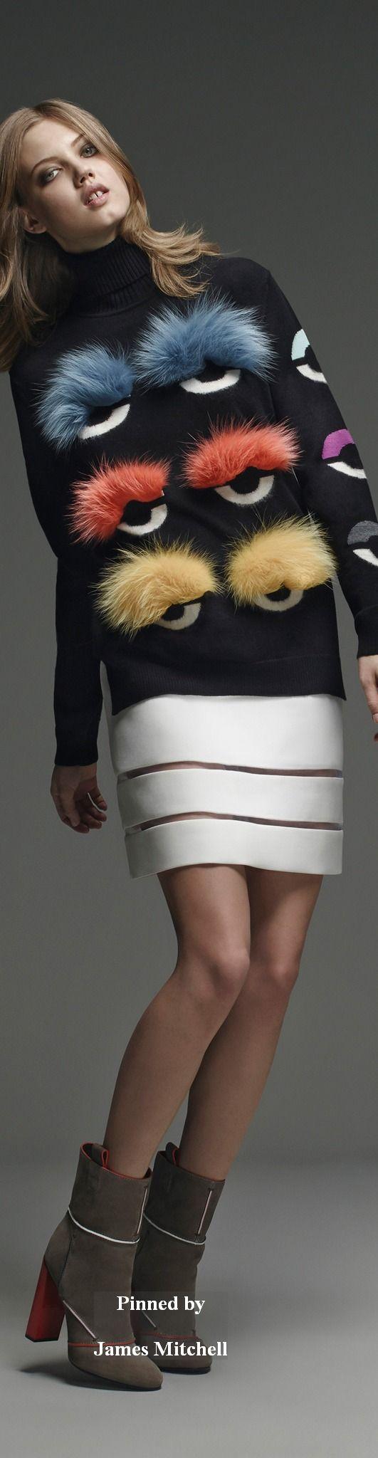 Fendi Collection Pre-Fall 2015