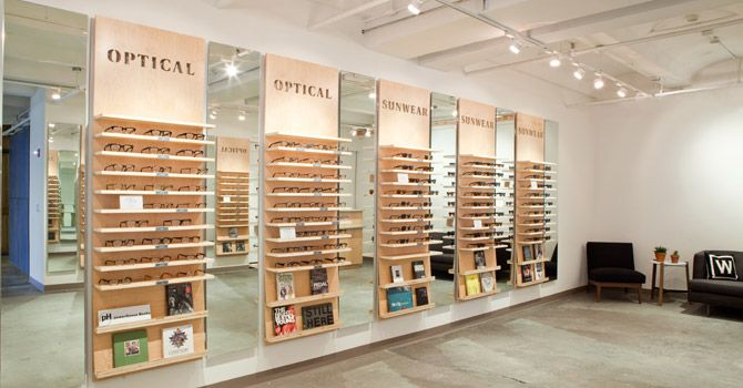 Retail | Warby Parker