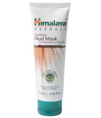 The Himalaya Drug Company HIMALAYA HERBALS 75ml Oczyszczająca maska błotna do cery mieszanej i tłustej