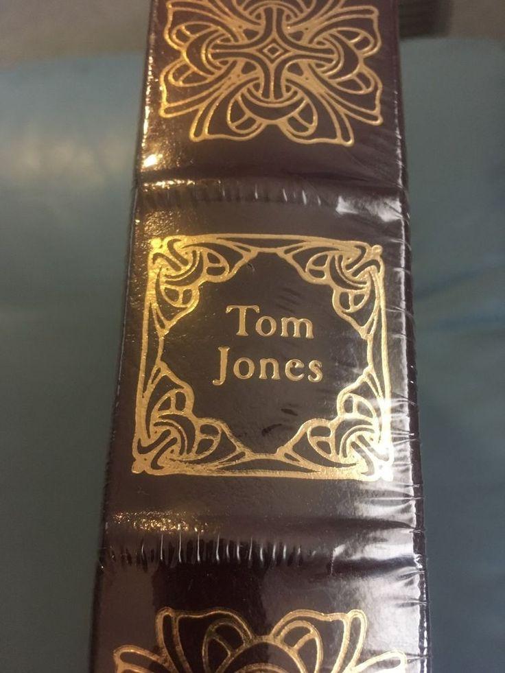 Easton Press, Tom Jones By Henry Fielding Factory Sealed Leather 1979 Free S/H
