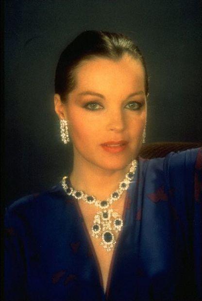Romy Schneider 1982-01