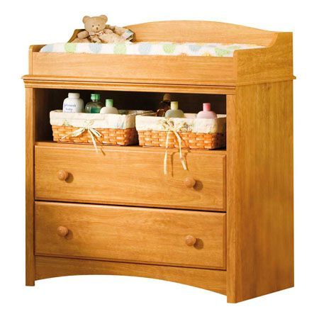 baby changing tables | Beautiful Sweet Morning Baby Changing Table From South Shore