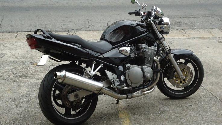 suzuki bandit 600 suzuki bandit 600 n 2005 motorcycles. Black Bedroom Furniture Sets. Home Design Ideas