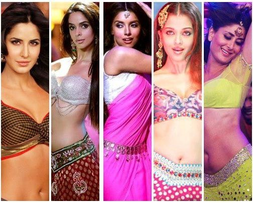 Actresses in a Desi look!