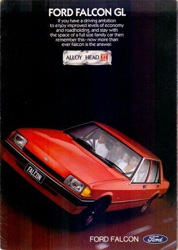 XE Falcon Australia 1982