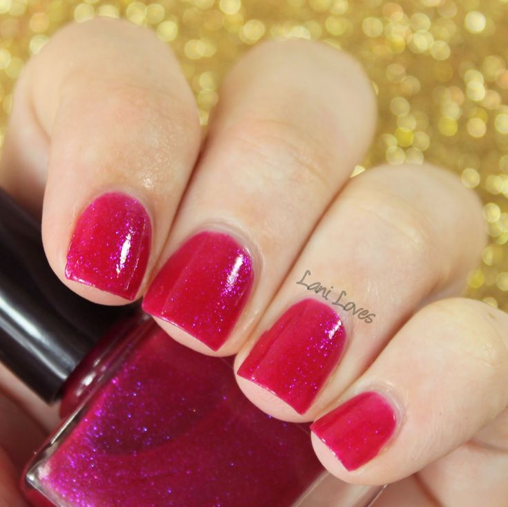 Femme Fatale Cosmetics Brain Link nail polish swatches & review