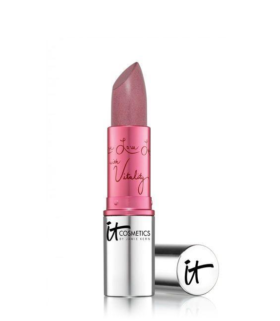Vitality Lip Flush 4-in-1 Reviver LIpstick Stain  COLOR: PURE JOY