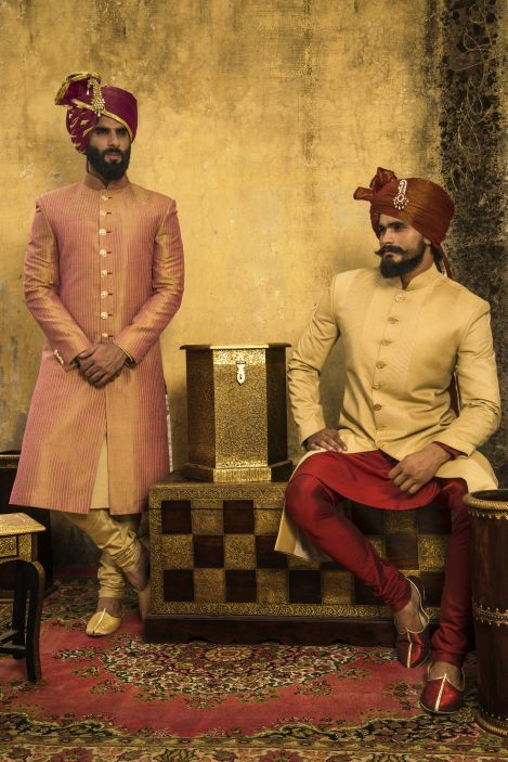 Buy Mens Sherwanis online at low prices in India Contact us on : 09350301018…