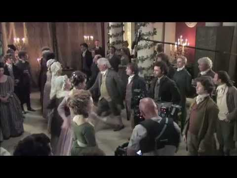 This clip is of Aidan dancing when they changed the music to Brazil 66!!--MASTERPIECE // Behind the Dancing {POLDARK} - YouTube