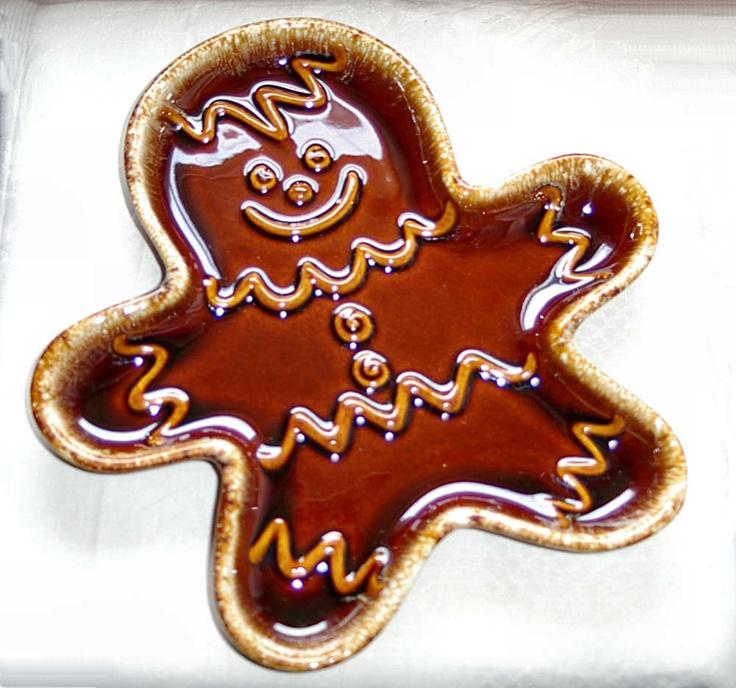 Hull Pottery Gingerbread Man Platter Mirror Brown Drip Glaze 60s.  sc 1 st  Pinterest & 53 best Hull Oven Proof images on Pinterest | Hull pottery Oven and ...