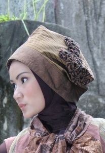 Lurik creation for muslimah