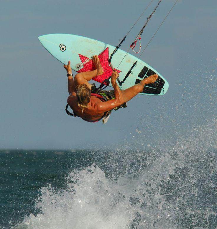 Kite surfing at Anantara Mui Ne