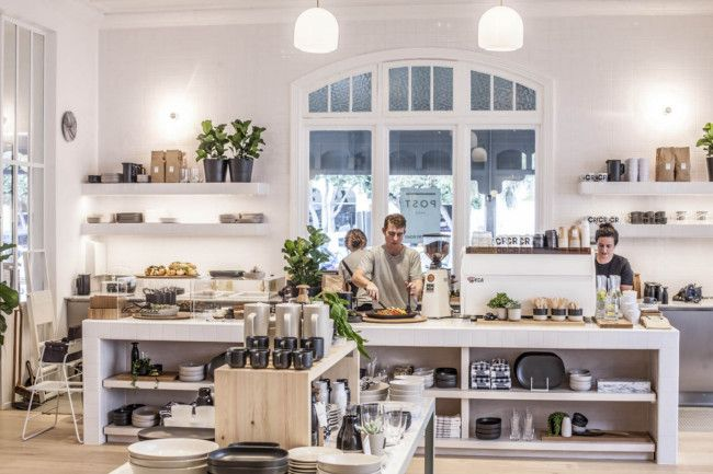 See inside Country Road's first resort store and cafe in Sorrento, Victoria