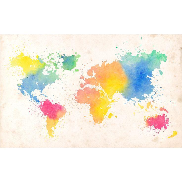 Unsere Welt in bunten Farben!