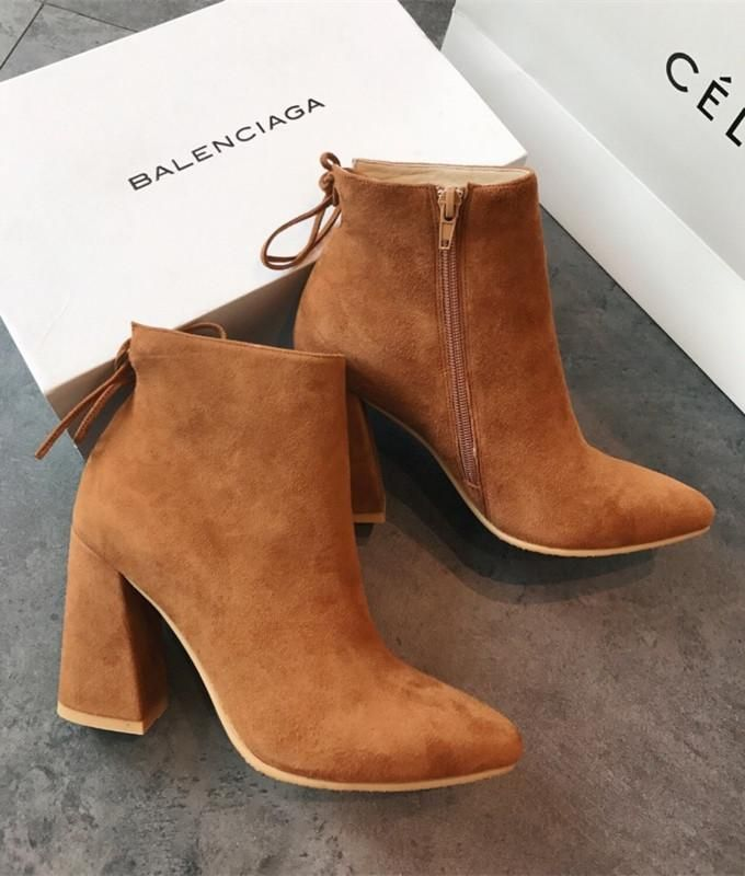 030d3439e7f8dd Stuart Weitzman Grandiose suede ankle boots from Love Vip Fashion. Shop  more products from Love Vip Fashion on Wanelo.