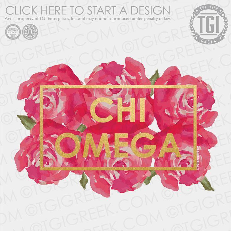 Chi Omega | Chi O | ΧΩ | PR | PR Shirt | Sorority PR | TGI Greek | Greek Apparel | Custom Apparel | Sorority Tee Shirts | Sorority T-shirts | Custom T-Shirts