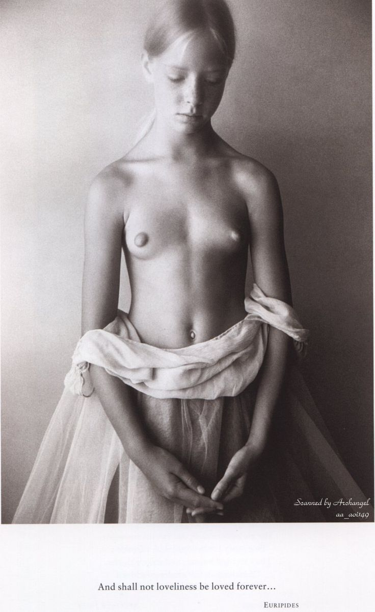 young art nude david hamilton