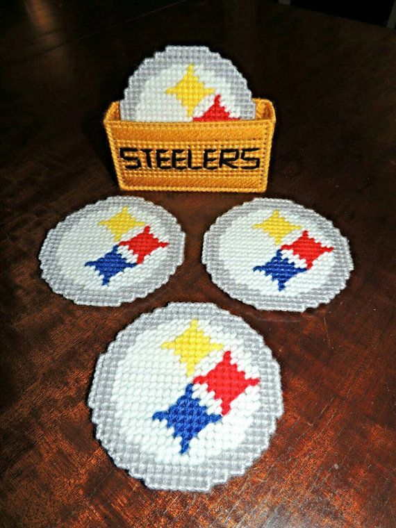 Pittsburgh Steelers Coaster Set