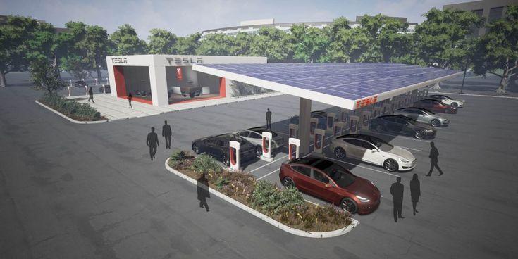 Győrben épülhet meg az első magyarországi Tesla Supercharger - Villanyautósok