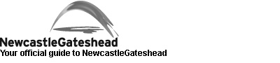 Newcastle & Gateshead Logo - Click here to go to the home page