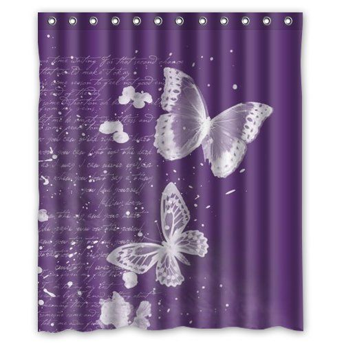 48 Best Images About Bathroom Ideas On Pinterest Butterfly Wall Stickers Purple Candles And