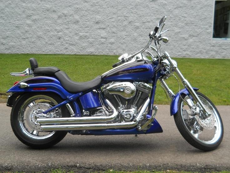 2004 Harley-Davidson FXSTDSE² Screamin' Eagle® Softail® Deuce™