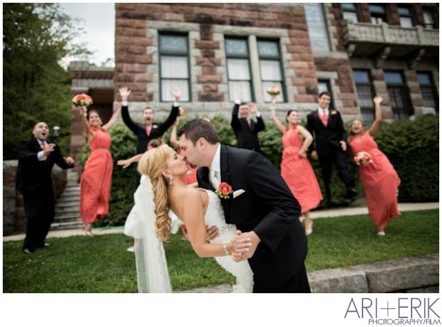 U2022Bridal Party August Wedding || Ari + Erik Wedding Photographersu2022