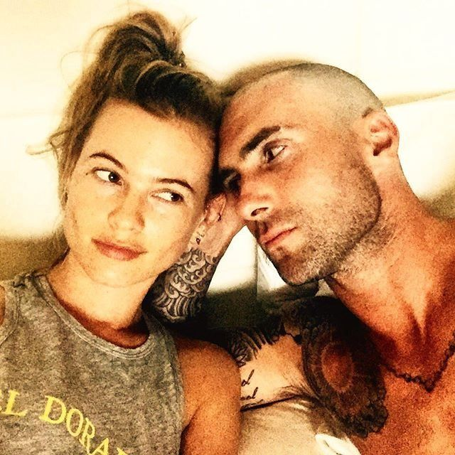 Pin for Later: So . . . Adam Levine Just Shaved His Head