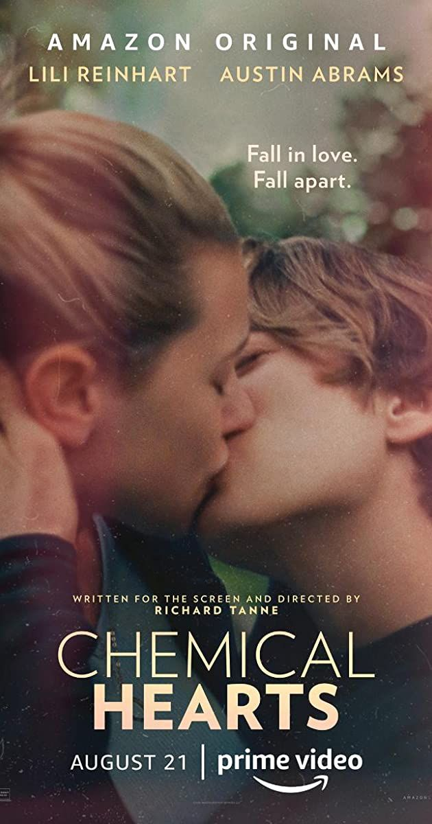 Chemical Hearts 2020 Imdb Austin Abrams Lili Reinhart Romance Movies