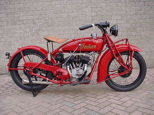 Indian Scout (1928)