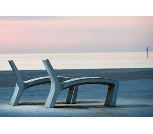 Sillarga Recliner, Barcelona beach design