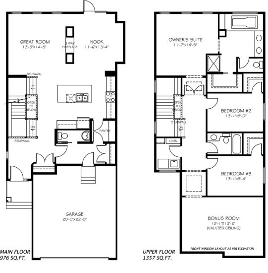 Kristana model home floor plan by pacesetter homes for House plans with virtual walk through