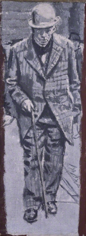 walter sickert self portrait 1930