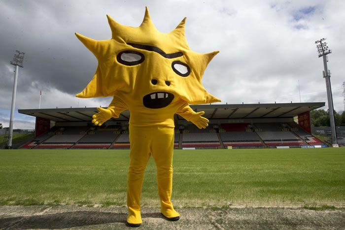 Linked: Kingsley, the Mascot