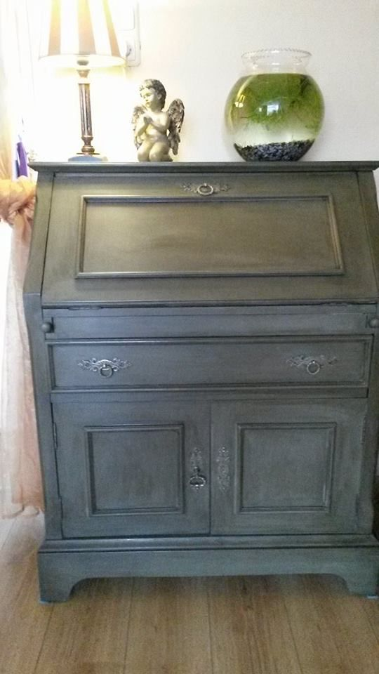 Favoriete 77 best Annie Sloan Chalk Paint Dark Wax voorbeelden images on  UB73