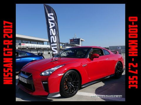 Great day with #Nissan GT-R 2017 at race circuit.   Automobilista.eu - car reviews done bit differently!!!  #Martin Pohanka