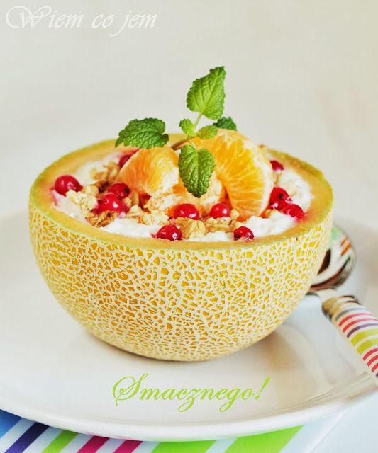 Wiem co jem - Melon pełen pyszności
