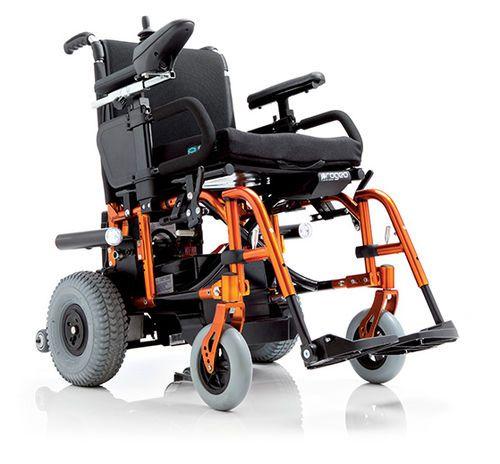 Elektrischer Rollstuhl (Innen- und Außenbereich) VARIOTRONIC  PROGEO